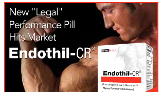 New 'Legal' Performance Pill Hits Market