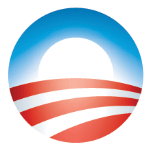 the Obama logo